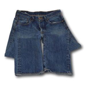 Mens Levi Strauss 501 Jeans W 31 L 30
